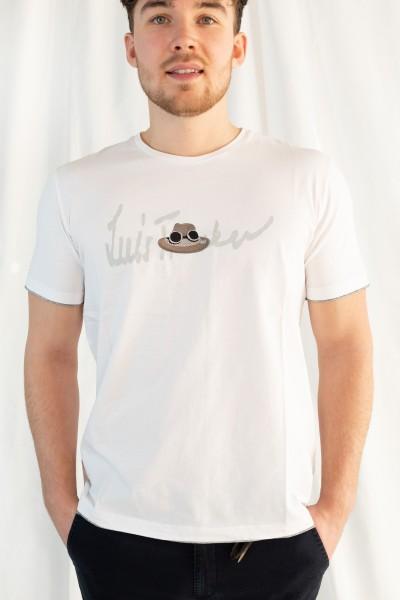 LUIS TRENKER T-Shirt CEDRIC