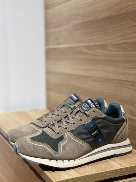 BLAUER Sneaker QUARTZ