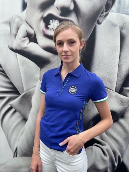 PORSCHE Polo Shirt MARTINI RACING