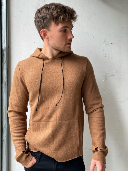 HANNES ROETHER Hoody aus Wolle