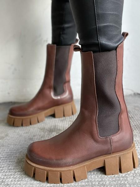 DIVINE FOLLIE Chelsea-Boots COMBAT
