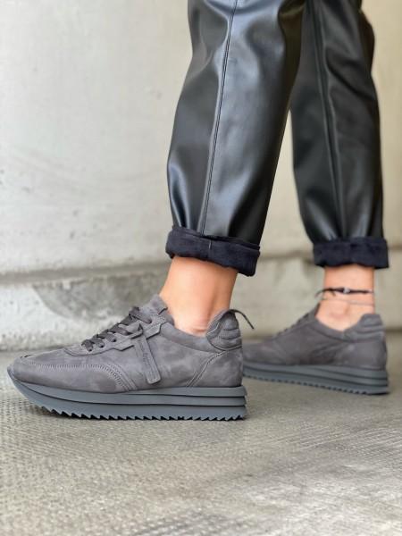 KENNER & SCHMENGER Sneaker JAZZ mit Plateau-Sohle