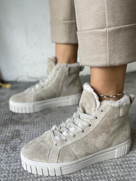 KENNEL & SCHMENGER Lammfell-Sneaker SUN