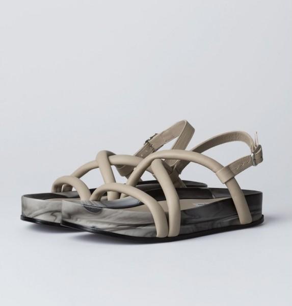 OA NON Riemchen-Sandale A25C