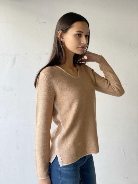 ZAUBERMOND Pullover V-Neck
