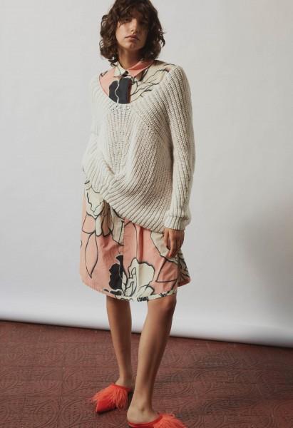 HANNES ROETHER Hemdblusen-Kleid ET28SY