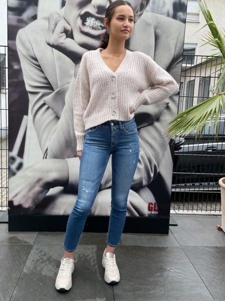 CAMBIO Jeans PARIS Destroyed-Effekte