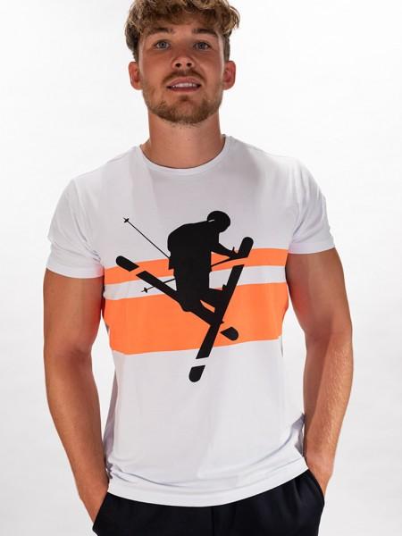 BOGNER T-Shirt Print FOX