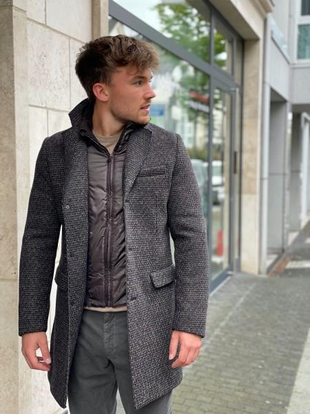 Cinque Mantel CIARCHE MANTECO-Wolle