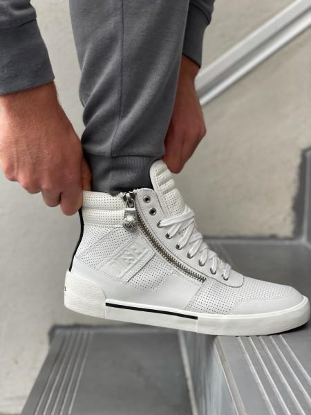 DIESEL Sneaker S-DVELOWS MID CUT