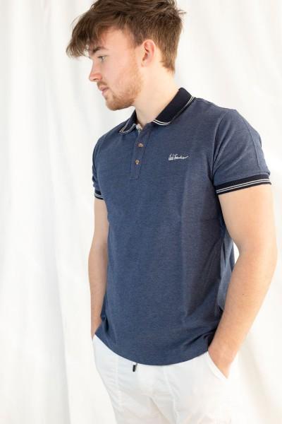 LUIS TENKER Polo Shirt BERNETO